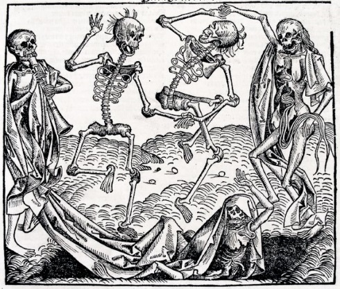 The Dance of Death by Michael Wolgemut